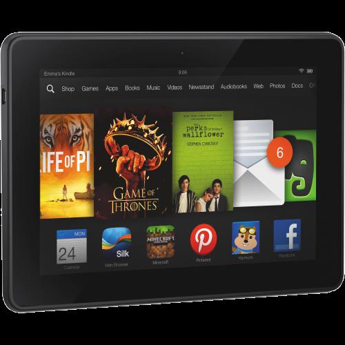 Amazon Kindle Fire HDX (64 GB)
