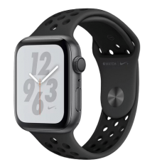 """Apple Watch Series 4 """"Used"""" (44 mm, box & Complete accessories)"""