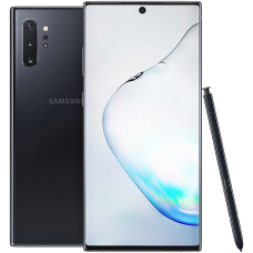 """Samsung Galaxy Note 10 plus """"Used"""" (256GB, PTA APPROVED, Condition 10/10, Box & complete accessories)"""